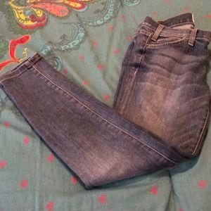 Current/Elliott Jeans SZ 25
